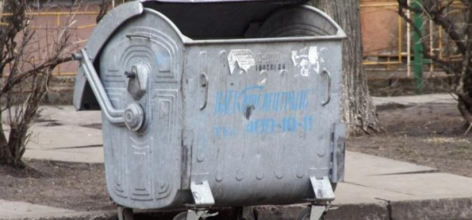 В частном секторе Павлограда появятся контейнеры для вывоза мусора