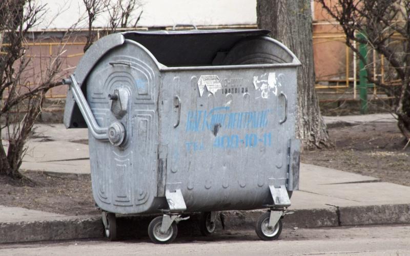 В частном секторе должны установить контейнеры для мусора, иначе…