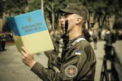 Весенний призыв в разгаре: около сотни жителей Днепропетровщины уже призвали