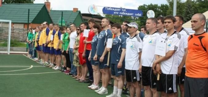 Павлоградский химзавод примет участие в XI спартакиаде ракетостроителей