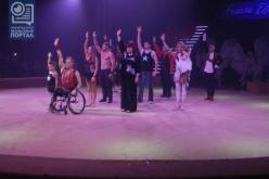 Цирк подарил незабываемые эмоции для деток с ограниченными возможностями