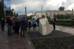 В Павлограде решают, как будет выглядеть памятник Героям АТО (ФОТО)