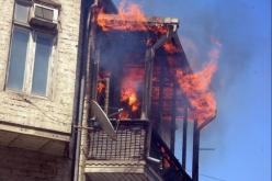 Один дома: во время пожара в квартире оказался только 6-летний мальчик