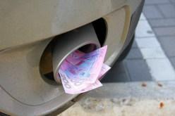 Павлоградцы требуют отправлять топливный акциз в местный бюджет