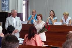 Главврачу «скорой помощи» Павлограда Президент присвоил звание «Заслуженный врач Украины»
