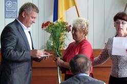 Жительница Павлограда удостоена звания «Мать-героиня»