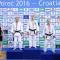 Павлоградский дзюдоист завоевал 1 место на Чемпионате Европы
