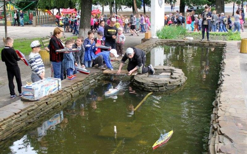 Как в Павлограде празднуют День защиты детей (ФОТОРЕПОРТАЖ)
