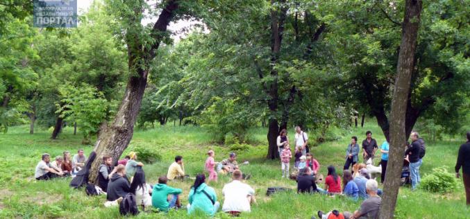 Музыкальный пикник «Лето — это маленькая жизнь» (ФОТО)