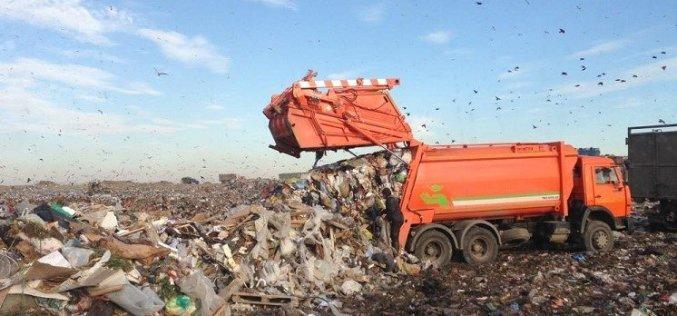 На Днепропетровщине хотят снизить тариф на вывоз мусора до нуля