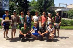 Павлоградские школьники впервые приняли участие в областном этапе игры «Сокіл» («Джура»)