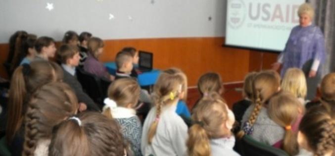 Павлоградская школа стала одним из победителей конкурса по энергоэффективности