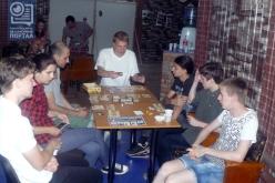 В Павлограде прошел турнир по игре «Манчкин»