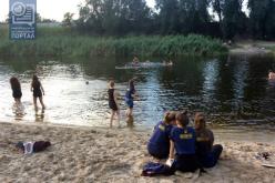 Павлоградцам рекомендуют в Волчьей пока не купаться — санстанция