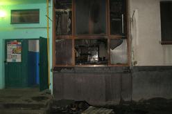 На пожаре в квартире выявили склад боеприпасов (ФОТО)