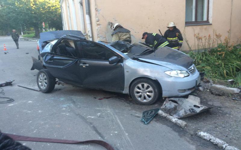 Молодой павлоградец разбился в ДТП на Львовщине
