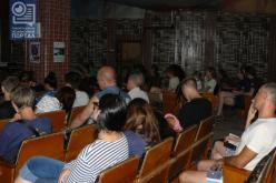 В молодежном центре показывали кино о проблеме нелегалов в Европе