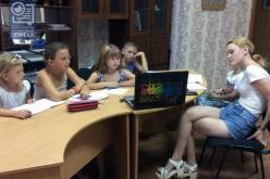 Для павлоградцев работает бесплатный Клуб английского языка (ВИДЕО)