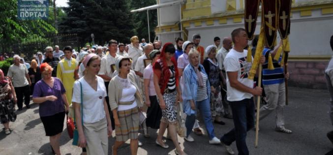Павлоградские верующие поучаствуют в крестном ходе «Мира, любви, за Украину» (ФОТО)