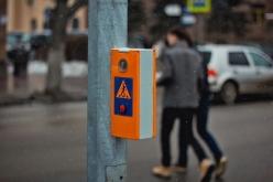 В Павлограде появится светофор с пешеходными кнопками