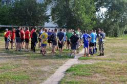 В дворовом турнире по футболу в Павлограде поучавствал 71 игрок (ФОТО)