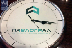 Имидж Павлограда портят часы, у которых стрелки отваливаются — мэр