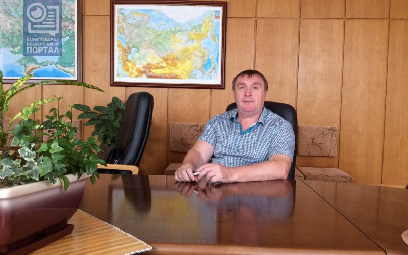 Гендиректор ГП «Павлоградский химзавод» опроверг информацию о причастности завода к нелегальному производству топлива