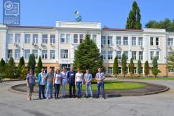 Польские студенты познакомились с предприятиями Павлограда (ФОТО)