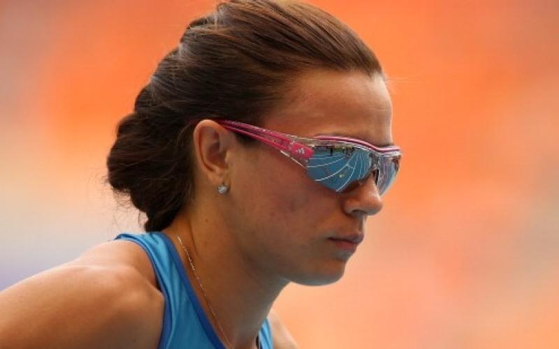 Анна Титимец выиграла международный турнир по легкой атлетике