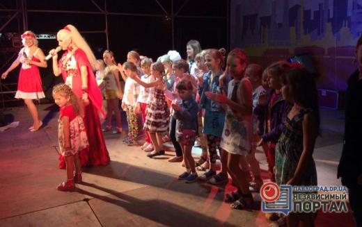 На День шахтера в Павлоград пригласили Екатерину Бужинскую и других артистов (ВИДЕО)