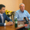 Павлоград посетил глава Днепропетровского областного совета Глеб Прыгунов