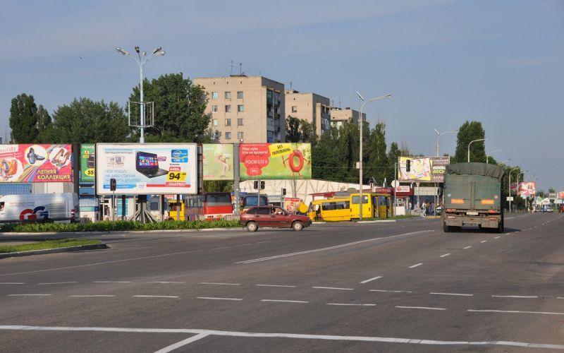 В Павлограде назвали самые опасные перекрестки