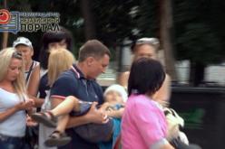Возле Детского парка Павлограда сбили ребенка (ФОТО)