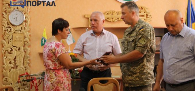 Погибшим в АТО павлоградцам вручили награды посмертно
