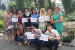 В Павлограде обсуждали проблему торговли людьми