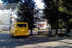 На улице Плосконоса вводится одностороннее движение