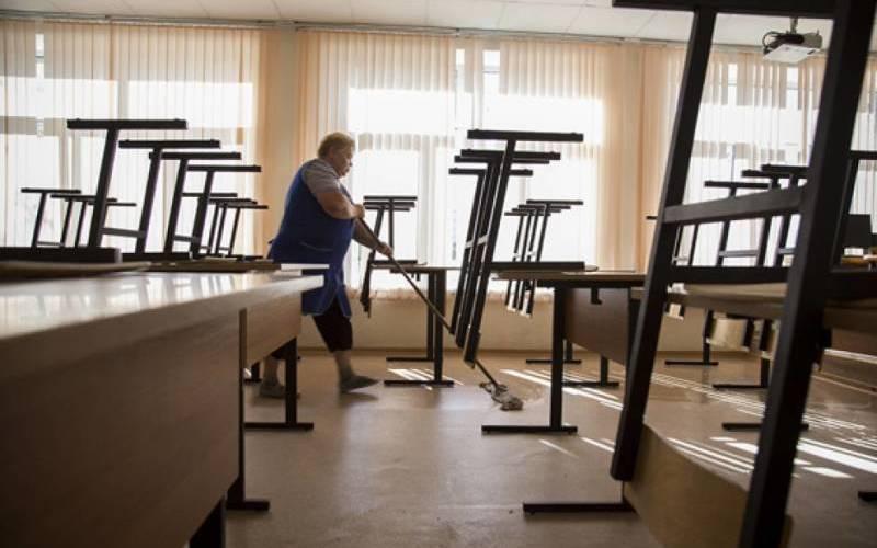 Две школы Павлограда не набрали 10-х классов