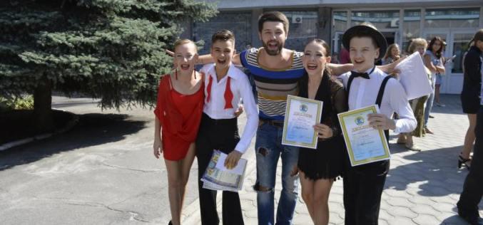 Пару из Павлограда признали лучшей на фестивале «Танец без границ»