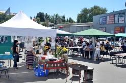 В ТК «Олимпия» впервые прошел фестиваль уличной еды