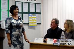 Члены исполкома лично убедились, как работает Центр предоставления административных услуг