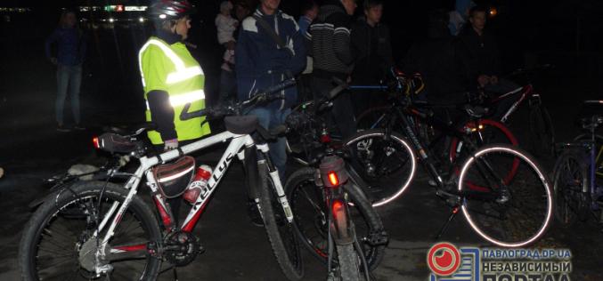 День без автомобиля окончился чаепитием на велосипедах