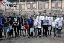 Павлоградцы — среди серебряных призеров Украины по водному туризму!