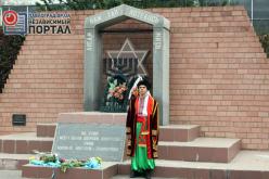 В Павлограде почтили память жертв Бабьего Яра (ФОТО)