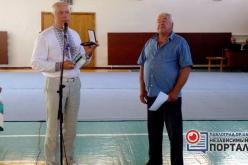 Тренеру Анатолию Зубенко вручили орден «За заслуги перед городом»
