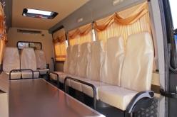 КП «Специализированная агенция «Ритуал» получило 750 тыс. грн на покупку автомобиля-катафалка