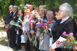 73 года назад освобождали Павлоград (ВИДЕО)