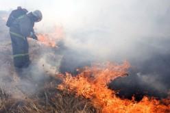 За неделю в Павлограде случилось более 30 пожаров