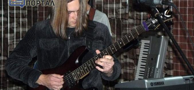На выходных в Павлограде прошел рок-фестиваль