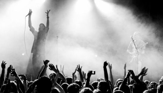 24 сентября — концерт ко Дню рождения павлоградского рок-клуба