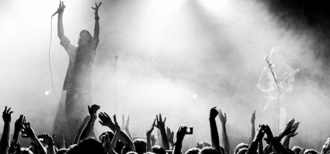 5 ноября — рок-концерт «Вечер альтернативной музыки»